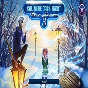 Solitaire Jack Frost Winter Adventures 3