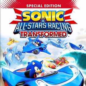 Buy Sonic & All-Stars Racing Transformed Xbox 360 Code Compare Prices