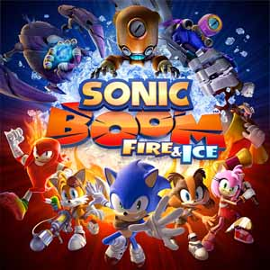 Sonic Boom Fire and Ice