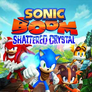 Buy Sonic Boom Shattered Crystal Nintendo 3DS Download Code Compare Prices