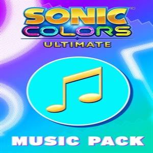 Sonic Colors Ultimate Music Pack