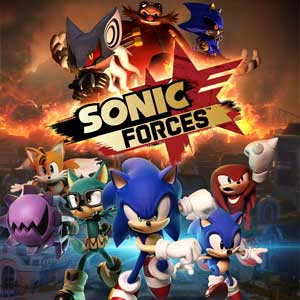 Buy Sonic Forces PS4 Game Code Compare Prices