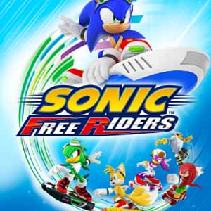 Buy Sonic Free Riders Xbox 360 Code Compare Prices