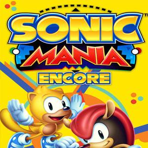 Sonic Mania Encore