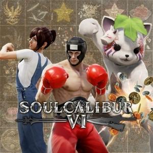 SOULCALIBUR 6 DLC10 Character Creation Set D