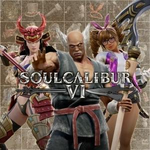 SOULCALIBUR 6 DLC12 Character Creation Set E