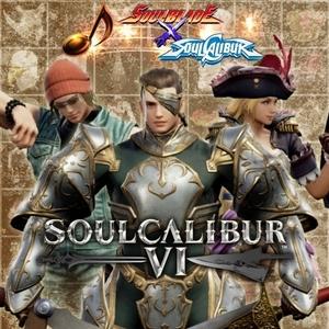 SOULCALIBUR 6 DLC3 Character Creation Set A