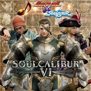 SOULCALIBUR 6 DLC3 Character Creation Set A