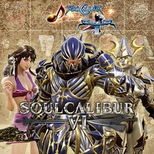 SOULCALIBUR 6 DLC5 Character Creation Set B