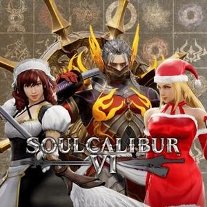SOULCALIBUR 6 DLC8 Character Creation Set C