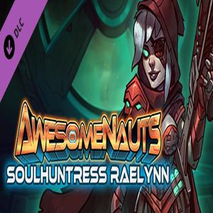 Awesomenauts Soulhuntress Raelynn Skin
