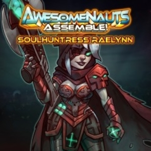 Buy Soulhuntress Raelynn Awesomenauts Assemble Skin PS4 Compare Prices