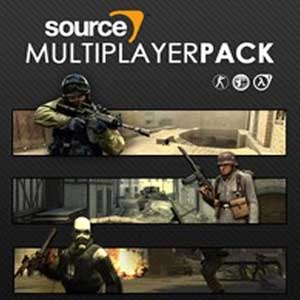Buy Source Multiplayer Pack CD Key Compare Prices
