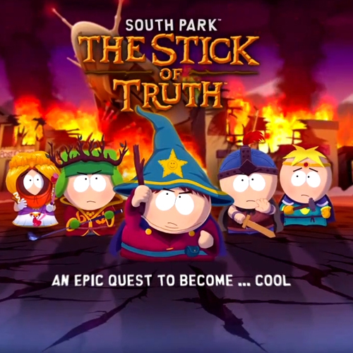 Buy South Park The Stick of Truth PS3 Game Code Compare Prices