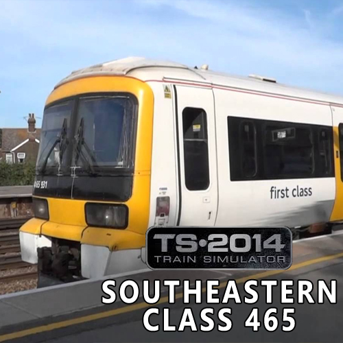 Train Simulator Southeastern Class 465