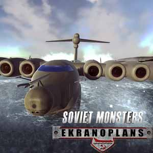 Buy Soviet Monsters Ekranoplans CD Key Compare Prices