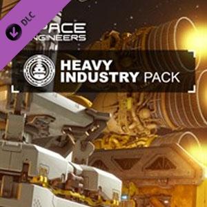 Space Engineers Heavy Industry Pack