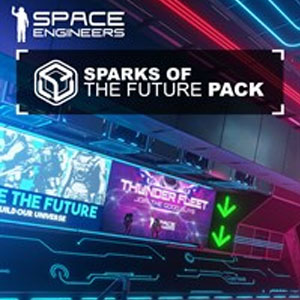 Space Engineers Sparks of the Future Pack