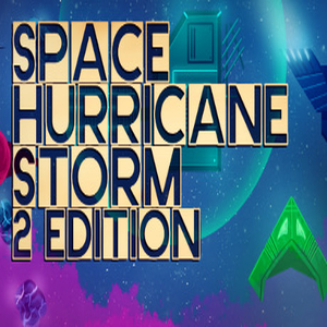 Space Hurricane Storm 2
