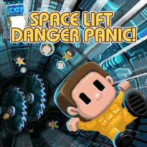 Space Lift Danger Panic