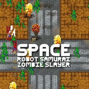 Buy Space Robot Samurai Zombie Slayer CD Key Compare Prices