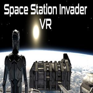 Space Station Invader VR