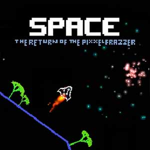 Space The Return Of The Pixxelfrazzer