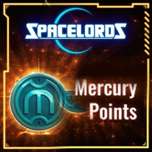 Spacelords Mercury Points