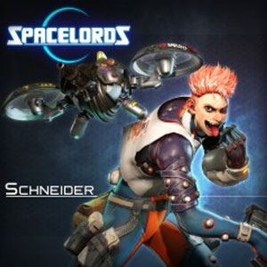 Spacelords Schneider Deluxe Character Pack