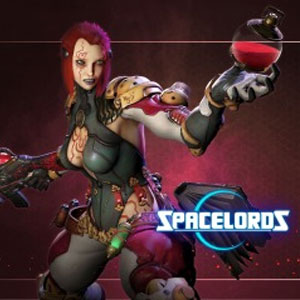 Spacelords Sooma Deluxe Character Pack