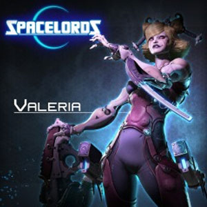 Spacelords Valeria Deluxe Character Pack
