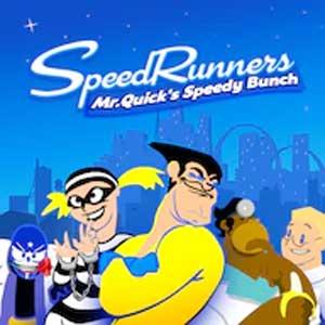 SpeedRunners Mr. Quick's Speedy Bunch