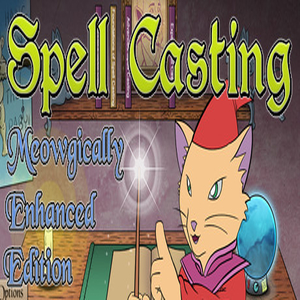 Spell Casting Meowgically Enhanced Edition