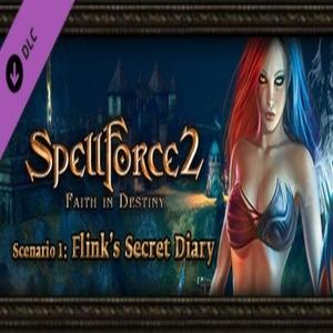 SpellForce 2 Faith in Destiny Scenario 1 Flink's Secret Diary