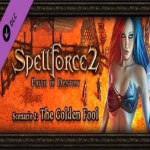 SpellForce 2 Faith in Destiny Scenario 2 The Golden Fool