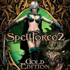 Buy Spellforce 2 Gold Edition CD Key Compare Prices