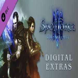 SpellForce 3 Soul Harvest Digital Extras