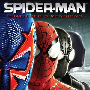 Buy Spider-Man Shattered Dimensions CD Key Compare Prices