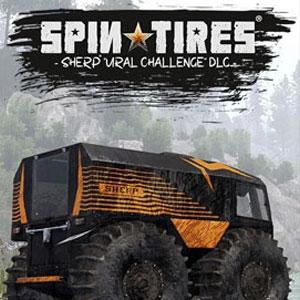 Spintires SHREP Ural Challenge