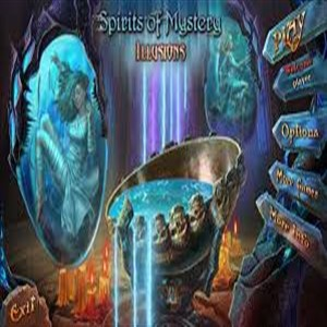 Spirits Of Mystery Illusions