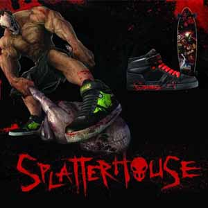 Buy Splatterhouse Xbox 360 Code Compare Prices