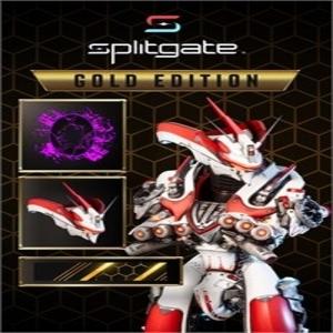 Splitgate Gold Edition