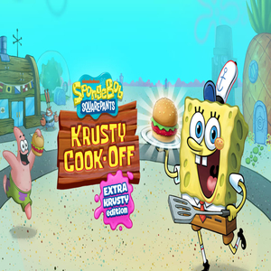 Buy SpongeBob Krusty Cook-Off Nintendo Switch Compare Prices