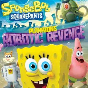 Buy SpongeBob SquarePants Plankton Fiese Robo Revenge Xbox 360 Code Compare Prices