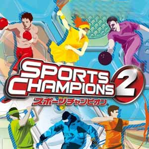 Buy Sports Champions PS3 Game Code Compare Prices