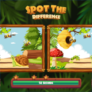 Spot The Difference Cartoons