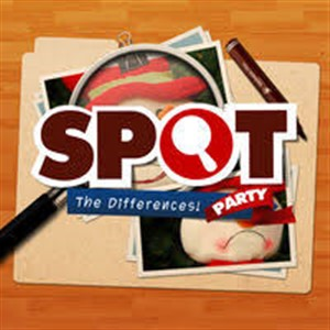 Spot The Differences Party