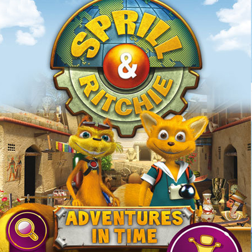 Sprill and Rithchies Adventures In Time