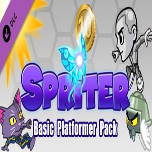 Spriter Basic Platformer Pack