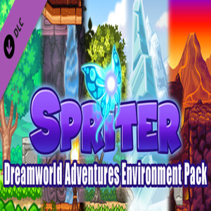 Spriter Dreamworld Adventures Environment Art Pack